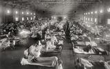 Overeenkomst corona en Spaanse griep: ook toen zou het roer omgaan