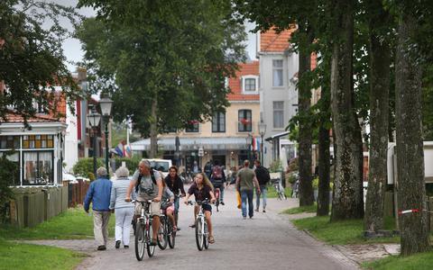 De Middenstreek op Schiermonnikoog.