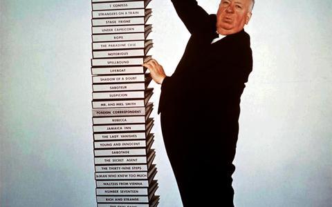 Alle films van Alfred Hitchcock, the master of suspense komen voorbij in het boek Hitchcock compleet: 'Een uitstekend overzicht'