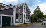 Een woning in de Menno van Coehoornstraat. FOTO LC/ARODI BUITENWERF