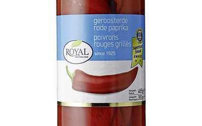 De potten Royal Geroosterde Paprika van voedingsmiddelenbedrijf Enrico worden uit de schappen gehaald omdat er stukjes glas in kunnen zitten.