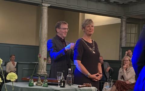 Burgemeester Ina Sjerps wil voor Harlingen ,,van betekenis zijn''
