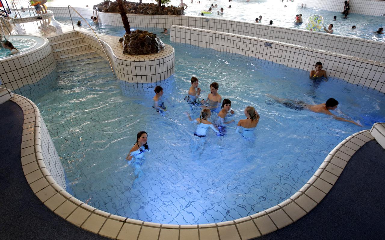 Zwembad De Blauwe Golf.