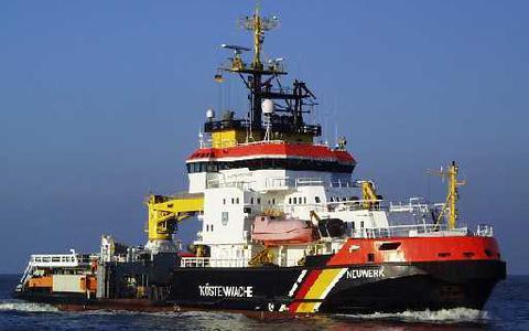 Duitse Kustwacht staakt zoekactie: 'Geen containers gezien, hooguit wat schroot'