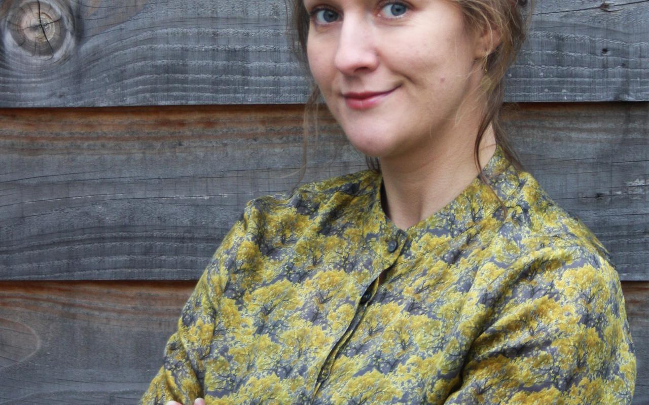De nieuwe directeur van de Fryske Akademy, Nelleke IJssennagger FOTO PRIVECOLLECTIE