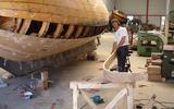 Mannen van hout en gevoel. Wat drijft de laatste houtenbotenbouwers van Friesland?