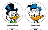 De Donald Duck app.