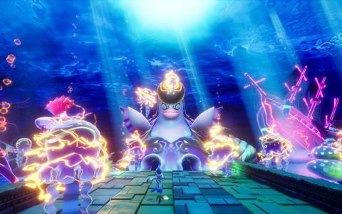 Balan Wonderworld van Square Enix.