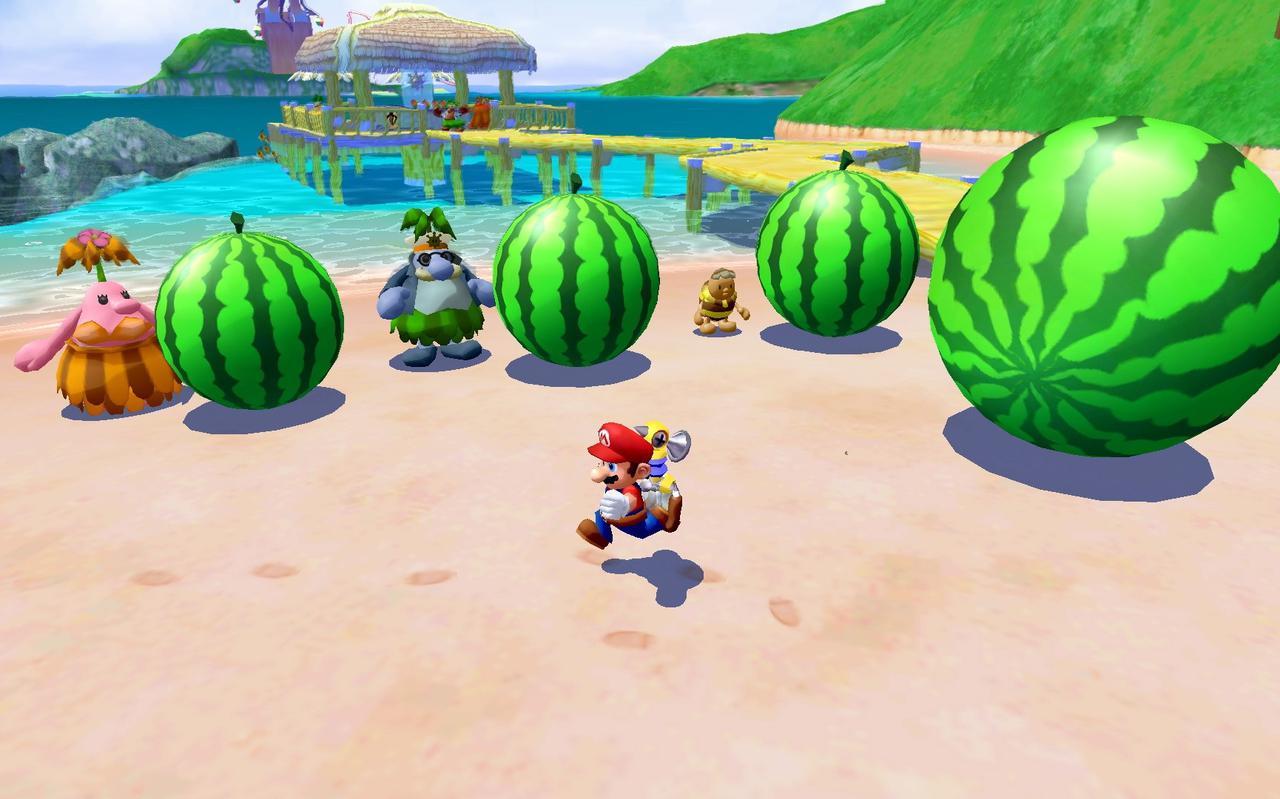 Super Mario 3D All-Stars is een verzameling voor de Switch opgepoetste Super Mario-games.