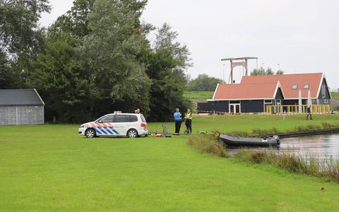 Rond 15:00 uur meldde Politie Friesland dat er een lichaam is aangetroffen