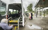 De opstapper stapt de Opstapper niet in: reizigers laten belbus voor niets komen