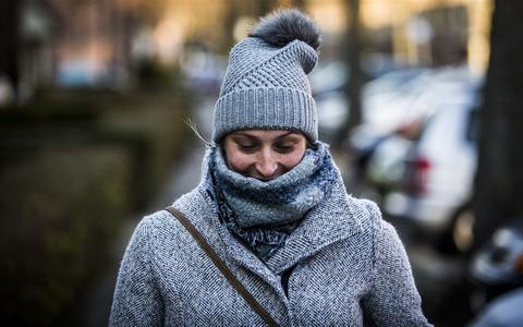 Brr... Het wordt komende week koud!
