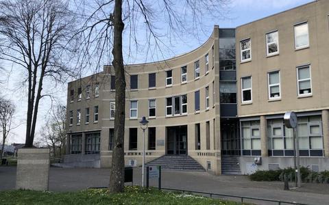 Gemeentehuis van De Fryske Marren in Joure.