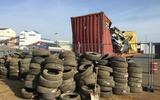 Waddenvereniging haalt 40 containers vol rotzooi uit zee. Met dank aan de Postcodeloterij (die 1,9 miljoen euro schonk)