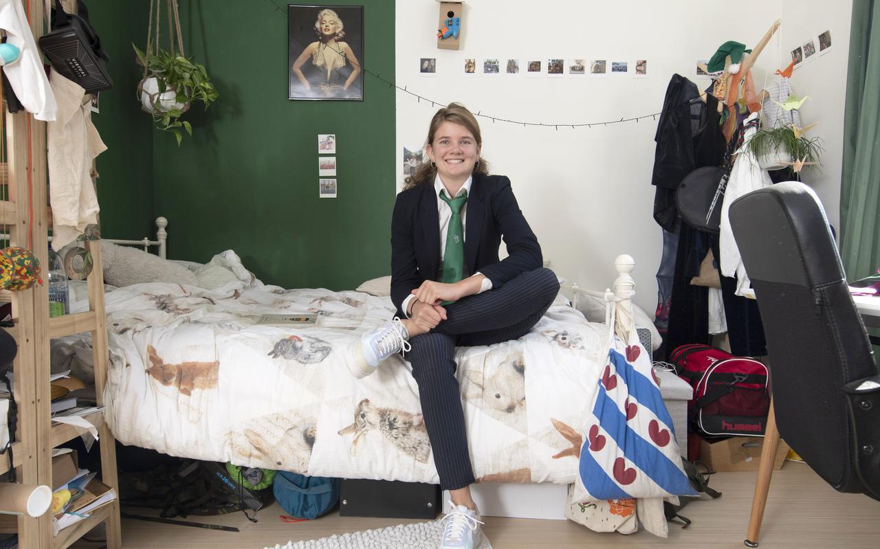 Anne Elke van der Molen.