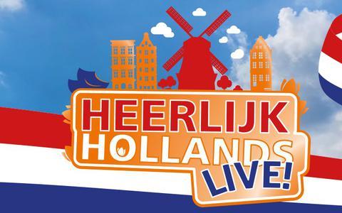 FOTO HEERLIJK HOLLANDS LIVE