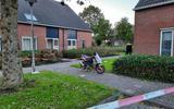 Politie lost schot in Franeker.