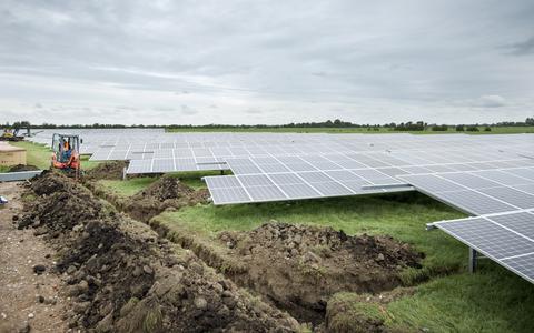 De energietransitie in Noordoost-Friesland verloopt wisselend