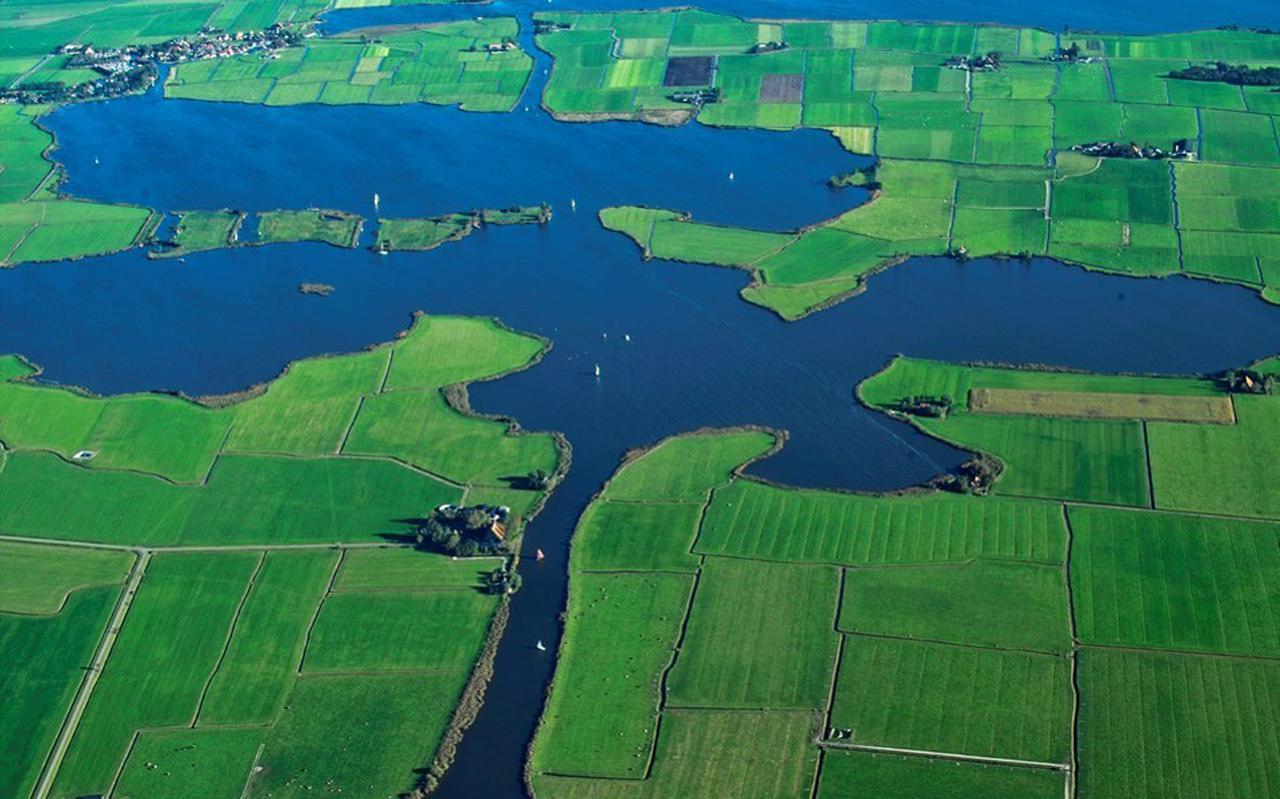 Fries landschap.