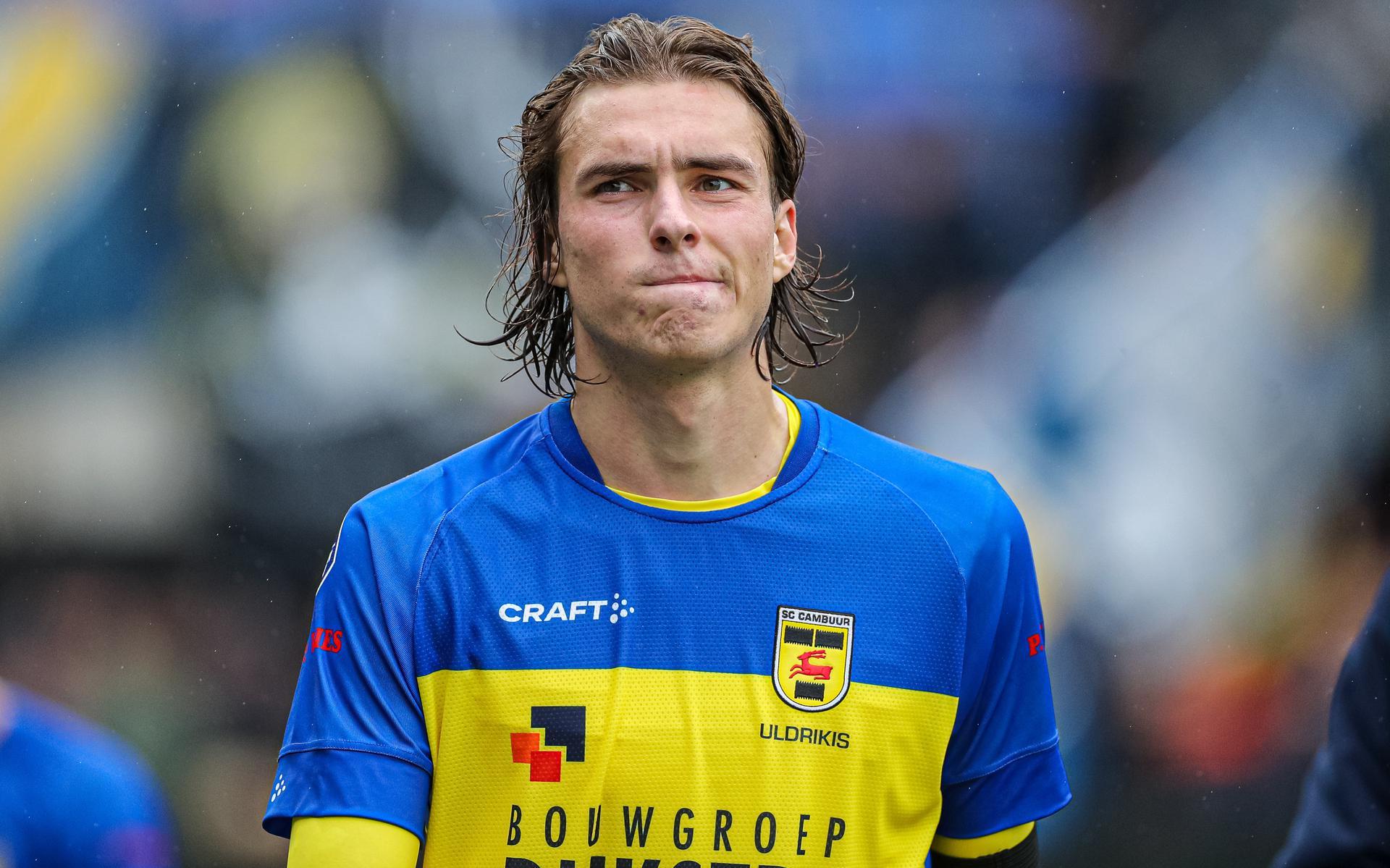 Podcast ' t Hertenkamp: Kick-off with René van der Weij about prospects Cambuur this season