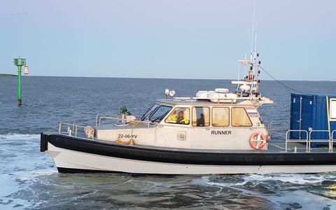 Speciale 'coronaboot' moet patiënten van Ameland naar Holwerd gaan varen