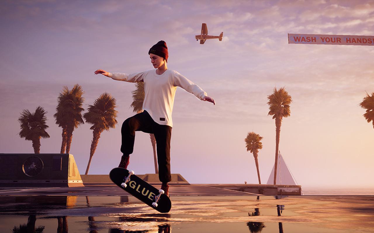 Beeld uit Tony Hawk's Pro Skater 1 + 2