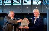 Eindelijk kreeg Johan Veenstra de Rink van der Veldepriis