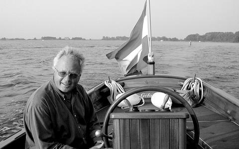 Jaap Kuiper (1944-2021) Betrokken en sportieve verzekeringsman
