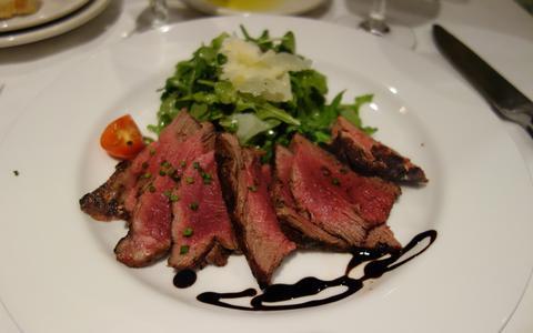 Thuis koken | Tagliata di manzo uit de rookoven