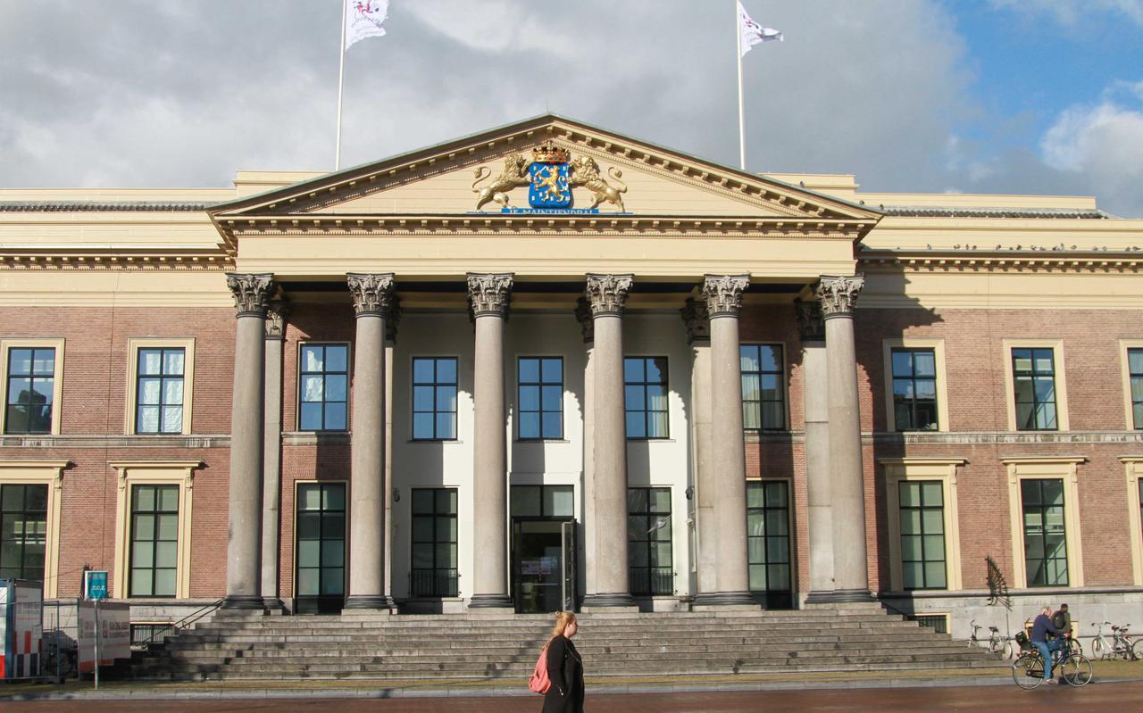 Het gerechtshof in Leeuwarden.