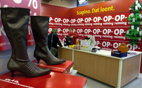 Scapino opent vier winkels, ook in Burgum