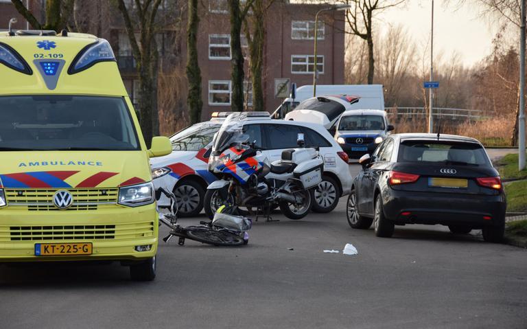 Fietsers gewond bij aanrijdingen in Kollum en Stiens.