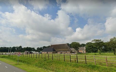 Zorgboerderij De Osseweide aan de rand van Dokkum.