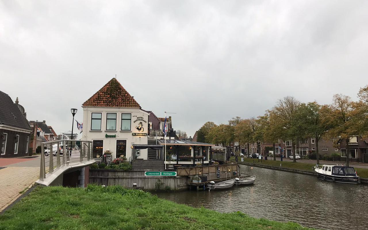 Restaurant De Stadsherberg in Franeker.