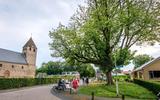 Oudega zegt vaarwel tegen hun vertrouwde dorpsboom: 'Hoefolle minsken ha hjir harren earste tút krigen?'