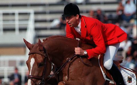 Olympische serie: Friese Duitser Franke Sloothaak begon goudjacht met brons