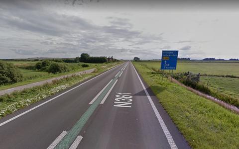 Burdaard is bang voor sluipverkeer, als de snelheid op de Lauwersseewei wordt verlaagd naar 80 kilometer per uur