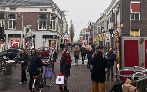 'Drukte in Sneker winkelgebieden valt mee'