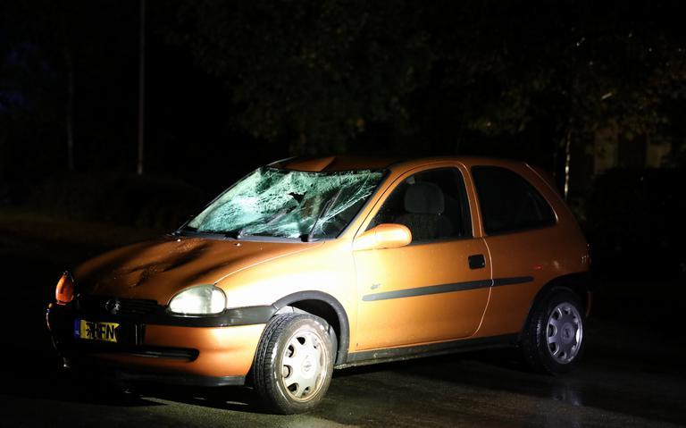 Voetganger raakt ernstig gewond bij aanrijding N380.