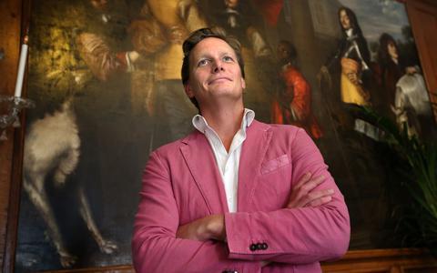 Maarten Goudzwaard (ex-Forum) uit Leeuwarden sluit zich aan bij JA21, de partij van Annabel Nanninga en Joost Eerdmans