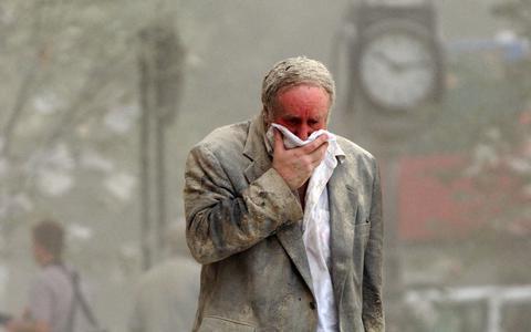 New York op 11 september 2001