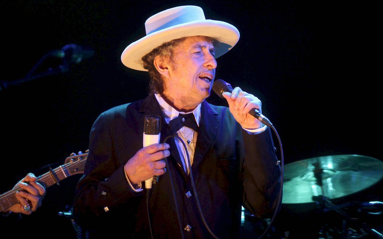 Bob Dylan in 2012.