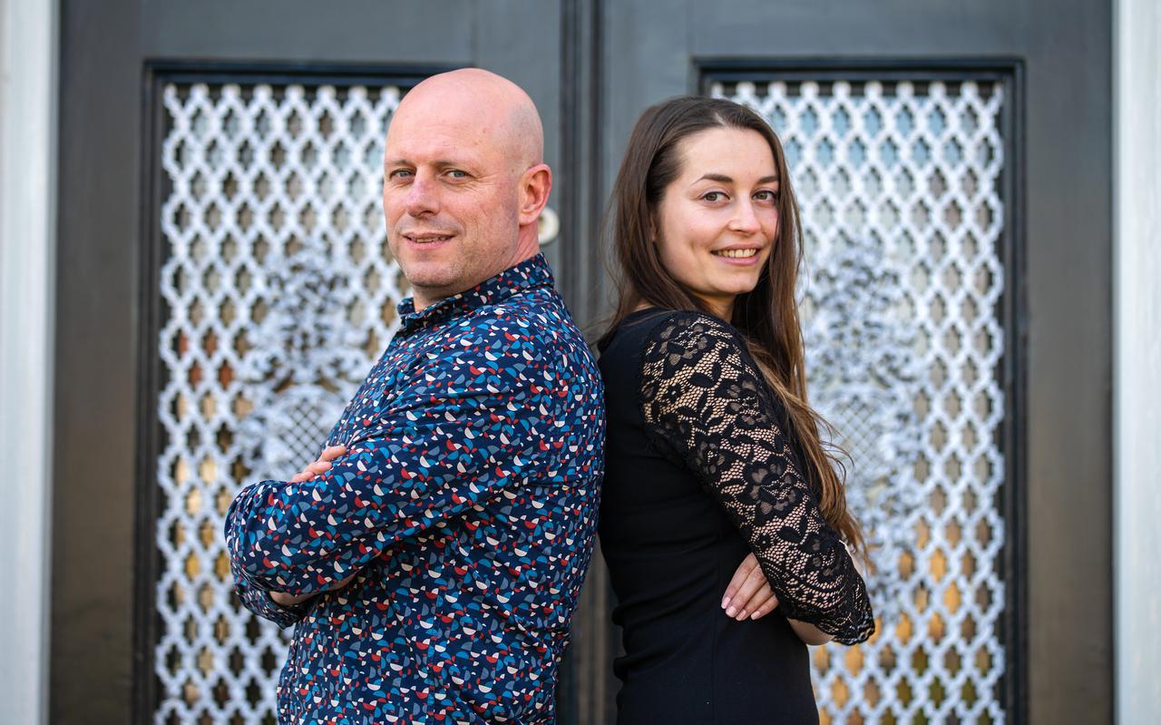 Advocaten Robert Snorn en Jana Andonovski