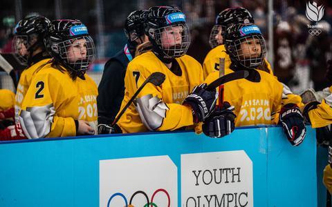 Fries ijshockeytalent Iris van Houten heeft zin in Canadees avontuur