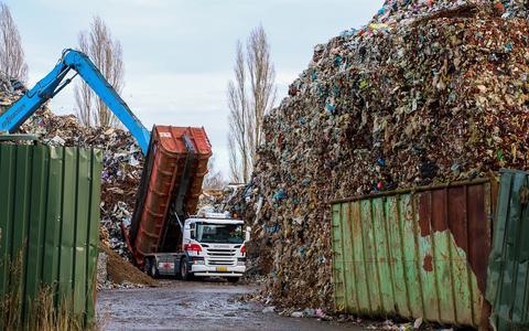 Metaalhandel De Horne in Heerenveen. FOTO LC/ARODI BUITENWERF
