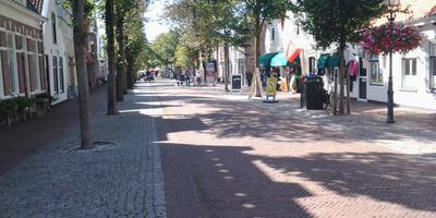 Centrum Vlieland. FOTO STICHTING NEDERLAND SCHOON