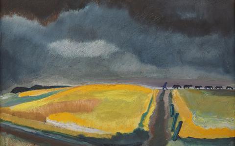 Waanzinnig. De kracht van schilder Klaas Koopmans te zien in Museum Drachten