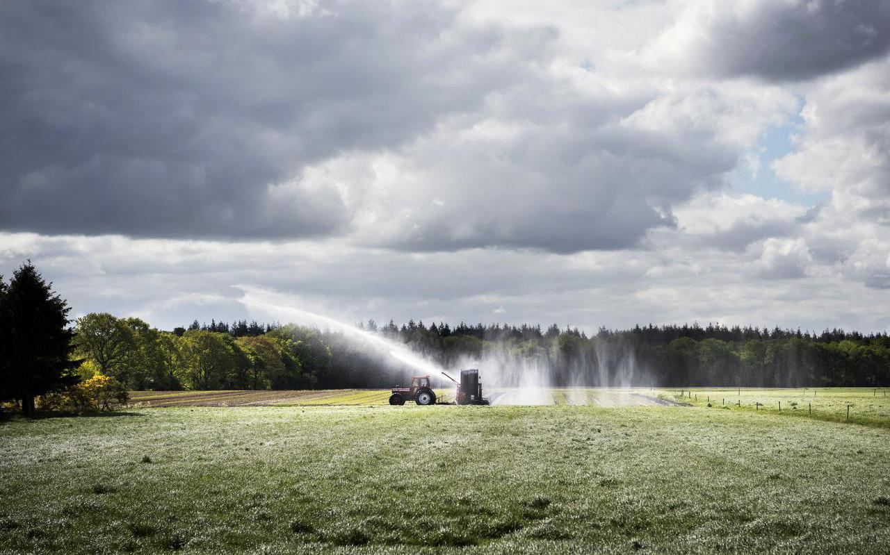'Het gebruik van natuurlijke hulpbronnen in de landbouw raakt vaak ook andere sectoren.'