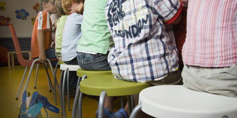 'Zeg gewoon: Jullie kinderen zijn vreemd.' Foto ANP/Lex van Lieshout