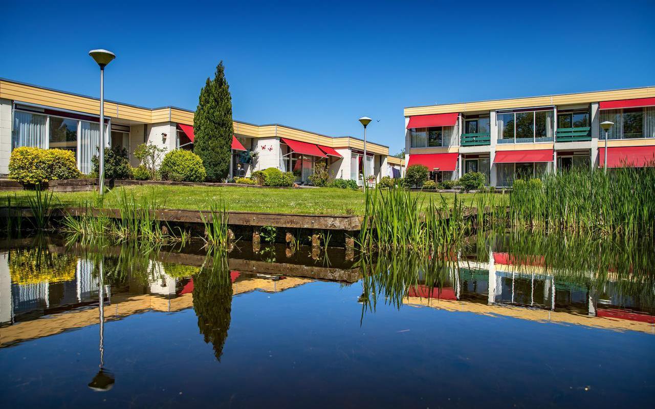 Zorgcentrum Nij Ylostins in IJlst.  foto niels de Vries